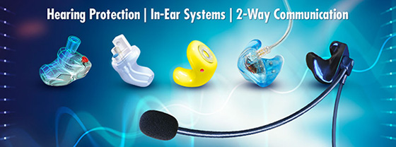 hearing protection - two way communication